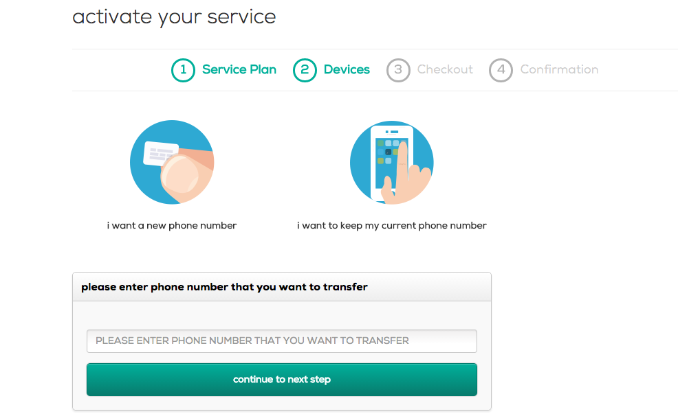 transfer your number to total wireless