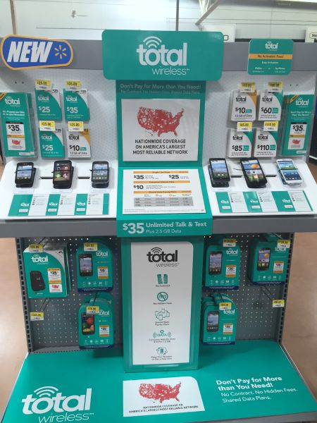 total wireless display