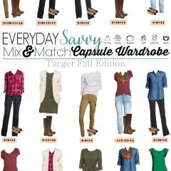 8.24 Capsule Wardrobe - Target Fall Edition VERTICAL