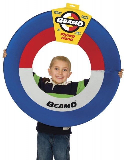 Beamo Flying Hoop Gift Idea for Boys 3 4 5 6