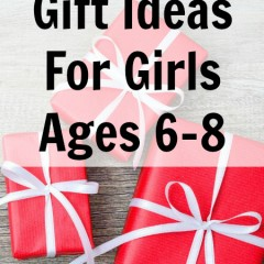 Cool Gift Ideas for Girls 6 7 8