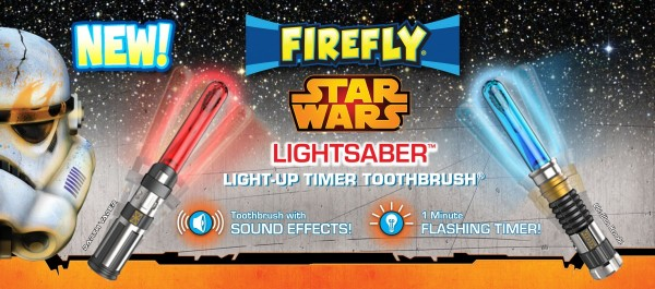 Firefly Star Wars Toothbrush