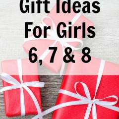 Fun & Unique Gift Ideas for Girls 6 7 8