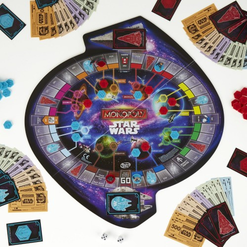Monopoly Star Wars Gift Idea for Boys 6 7 8