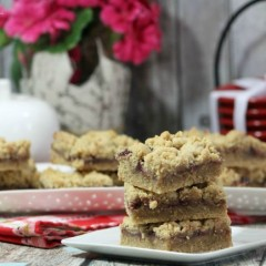 Peanut butter and jelly bars 22