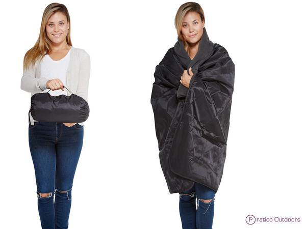 Pratico Outdoors Stadium Blanket Gift Idea for Men