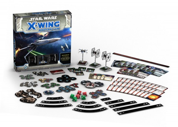 Star Wars The Force Awakens Miniatures Game
