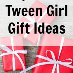 Super Fun Tween Girl Gift Ideas