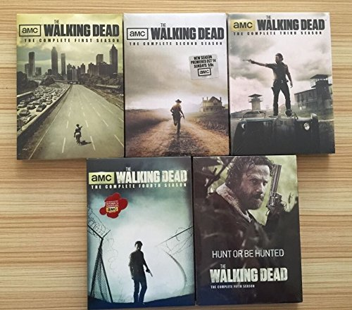 The Walking Dead Complete Seasons 1-5