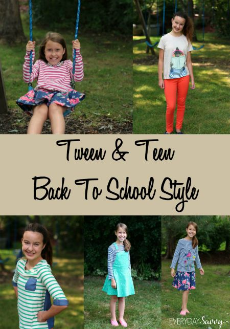 Check out Johnnie B and Mini Boden Fall. Perfect for back to school with style. Stylish back to school outfits for tweens & teens.