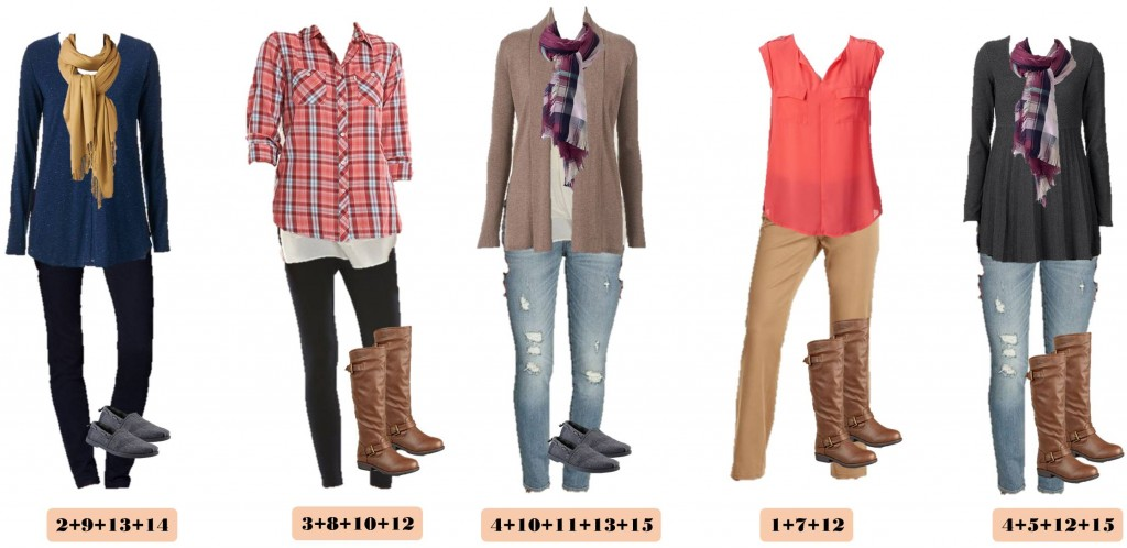 Here is a new board full of casual and comfy fall outfits. These pieces mix and match for 15 great outfits that will have you looking great this fall. These items are all casual and comfy so not a true capsule wardrobe but will have you looking great for any casual event this fall. These are perfect for heading to the pumpkin patch, football games or apple picking.