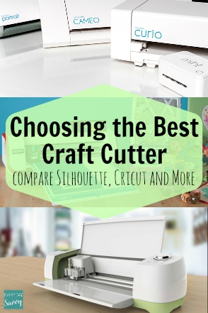 Choosing the Best Craft Cutter Silhoutte Cricut Sizzix Eclips2 Brother Scan n Cut