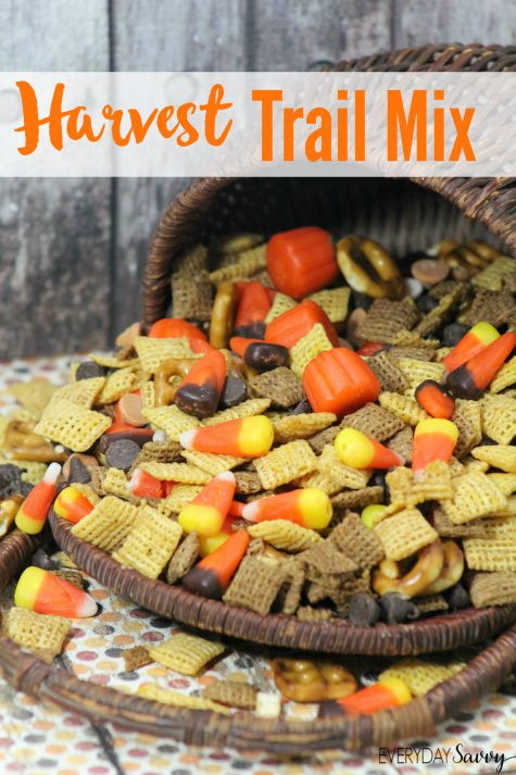 List Of Synonyms And Antonyms Of The Word Halloween Trail Mix
