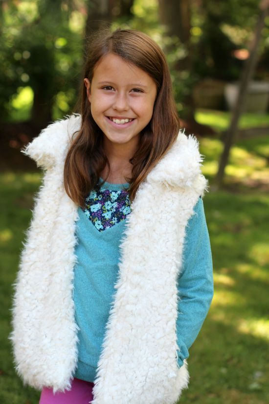 tween back to school outfit