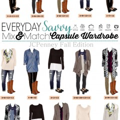 10.20 Capsule Wardrobe - JCPenney Fall VERTICAL
