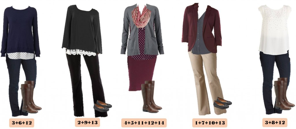 Kohls Business Casual Fall Outfits