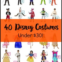 40 disney halloween costumes on sale