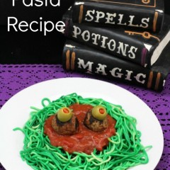 Monster Pasta Recipe