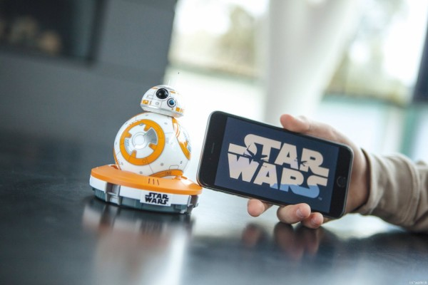 Spero BB-8 App Enabled Droid