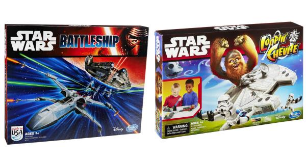 Star Wars Board Games Gift Ideas for Kids