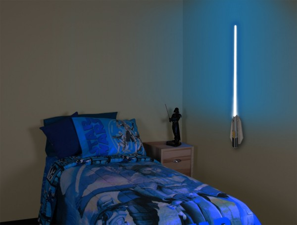 Star Wars Lightsaber Room Light Gift Idea for Kids