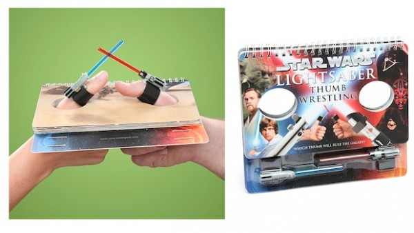 Star Wars Thumb Wrestling for Kids