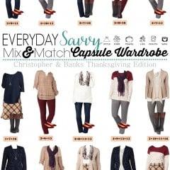 11.6 Capsule Wardrobe - Thanksgiving VERTICAL
