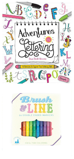 adventures-in-lettering-brush-and-line-markers-gift-idea-for-tween-girls