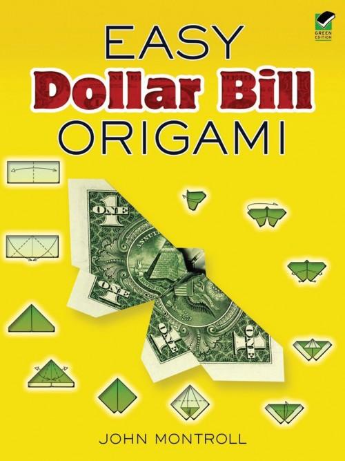 Easy Dollar Bill Origami stocking stuffer tween