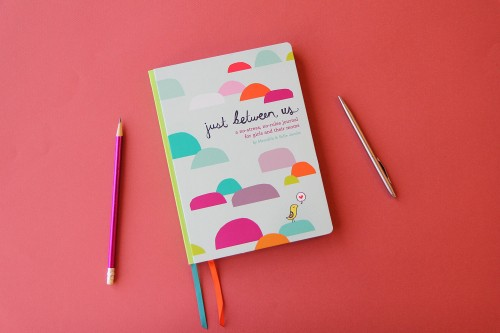 Just Between Us Journal for Mothers and Daughters