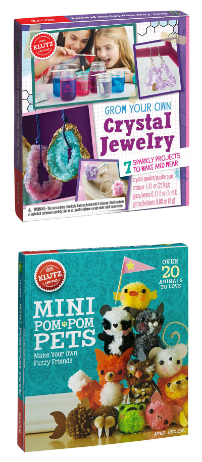 klutz-books-gift-idea-for-tween-girls