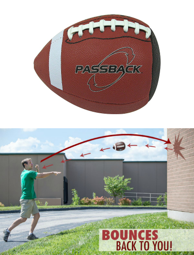 Great gift ideas for tween boys passback football gift idea for tween boys negle Gallery