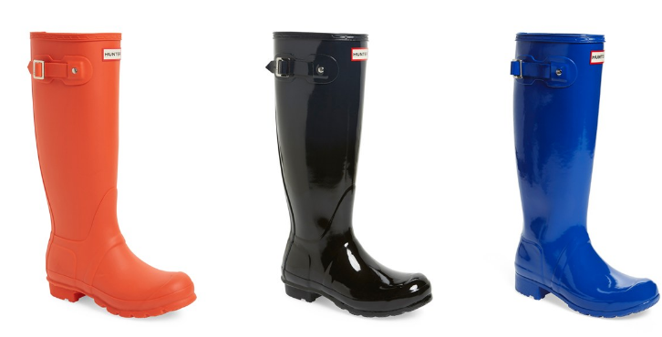 Hunter boots on sale