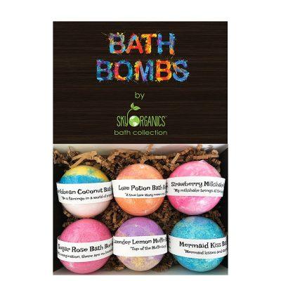 sky-organics-bath-bombs-stocking-stuffer-idea-for-women