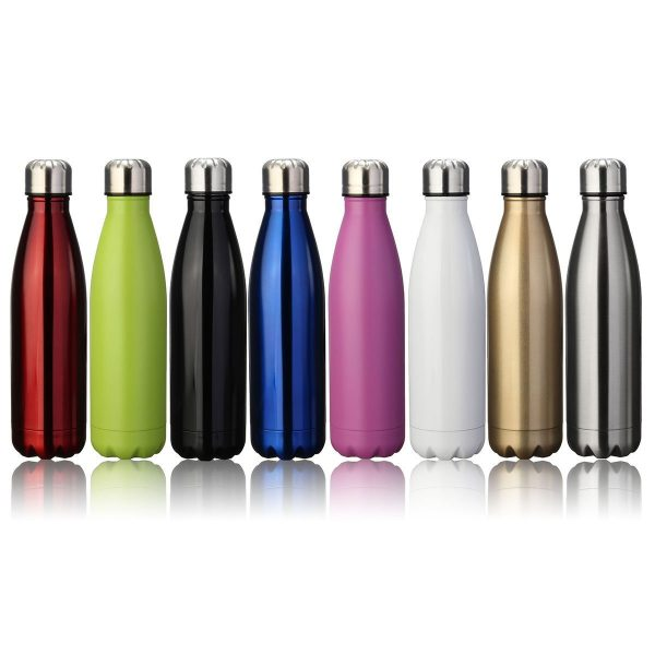 stainless-steel-insulated-water-bottle Gift idea for Women