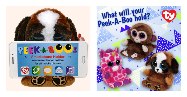 Ty Peek A Boos Gift Idea for Girls