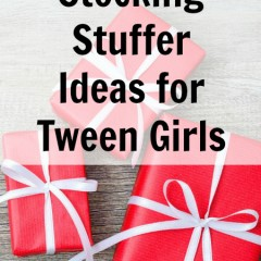 Unique Stocking Stuffer Ideas for Tween Girls