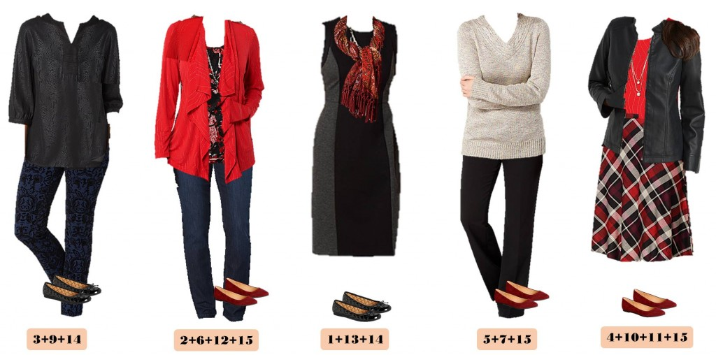 11.30 Capsuke Wardrobe - Christopher and Banks Holiday Edition 11-15