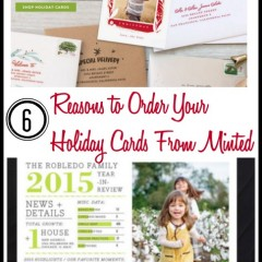 6 reasons to order holiday cards from Minted