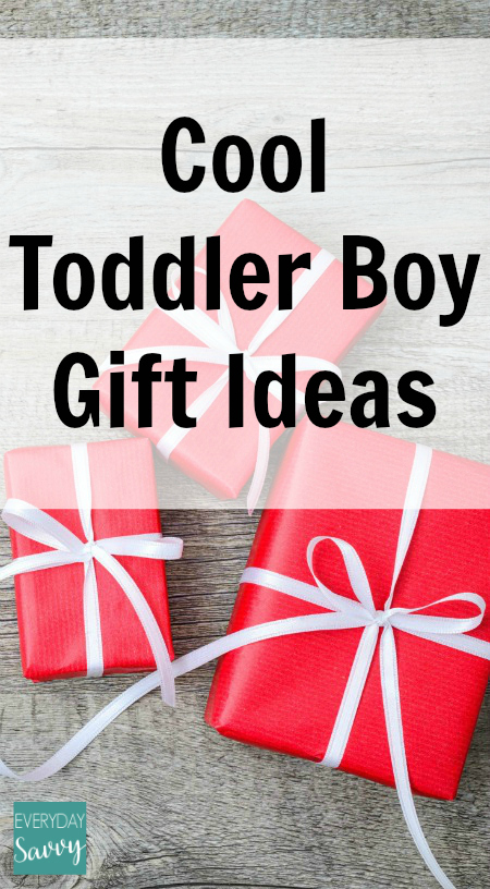 Cool Toddler Boy Gift Ideas