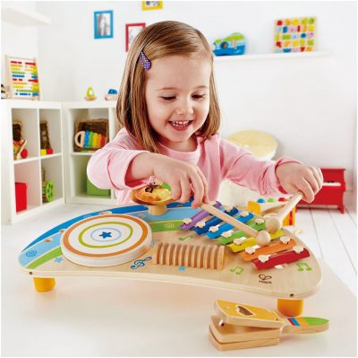 hape-early-melodies-mighty-band-gift-idea-for-toddler-boys