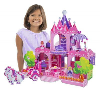 melissa-and-doug-pink-palace-3d-puzzle-gift-idea-for-girls-age-6-7-8