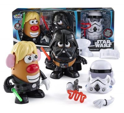 Spectacular star wars mr potato head gift idea for
