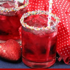 easy valentine mocktail recipe