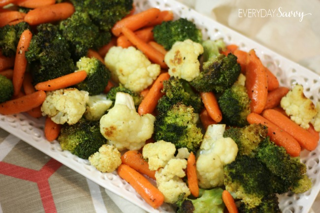 Check out this easy oven roasted veggies recipe. Perfect to help you ...