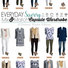 2.9 Capsule Wardrobe - JCPenney Winter Edition VERTICAL