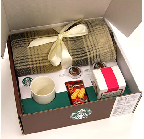 Enter to win Starbucks hot cocoa kcups cozy collection