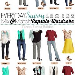 2.29 Capsule Wardrobe - Target Spring Edition VERTICAL (1)