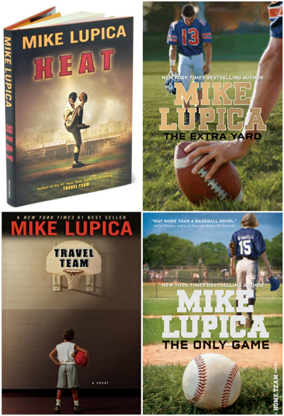 Cool easter basket ideas for tween boys 19 mike lupica sports themed books negle Image collections