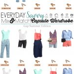 Casual Summer Outfit Ideas – Gap Summer Capsule Wardrobe